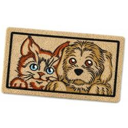 FELPUDO KOKARDA DOG & CAT